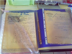 documents anciens